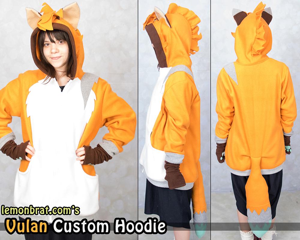 Vulan Custom Hoodie