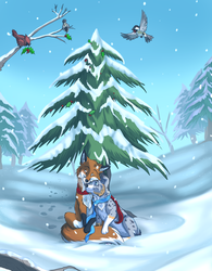 Christmas Snuggles