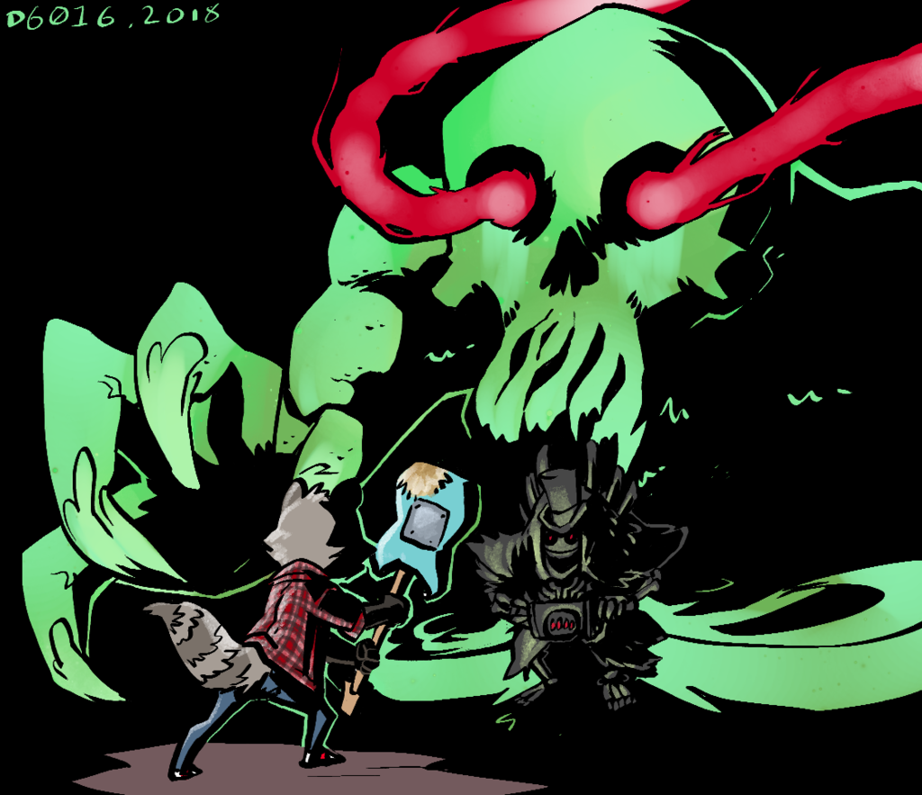 Most recent image: Crypt Fight under the school