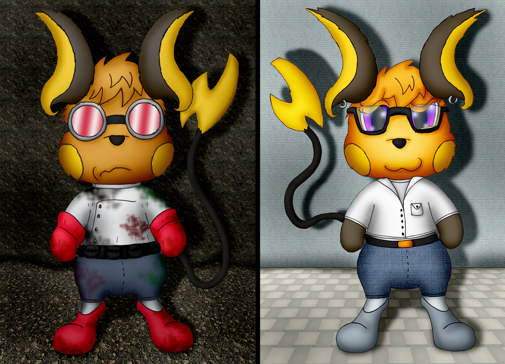 """Zeva Altria """"Then and Now"""" (Commission)"""