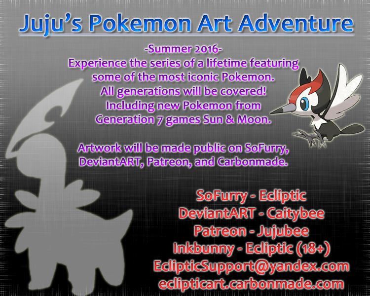 Pokemon Art Adventure