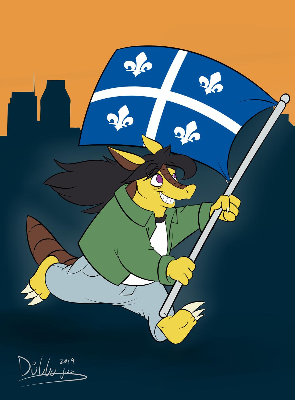 Happy Québec Day 2019!