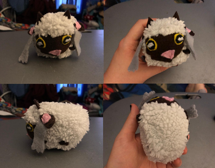 Pokemon Wooloo Stacking Tsum Plush For Sale