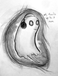 contented ghost noises
