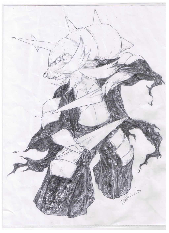 Spatial Swordsman of the Waves