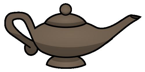 Old Magic Lamp
