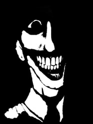 spooky dude