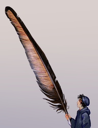 Will And His Brother's Feather