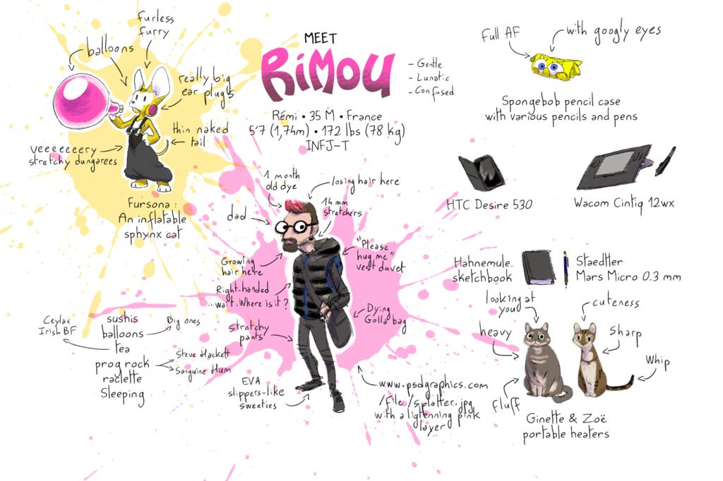 Meet Rimou