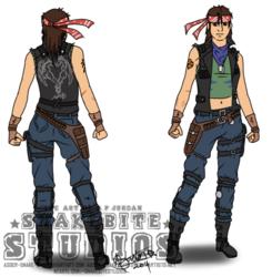 Xela: Outfit concept