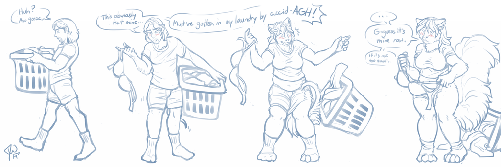 The Dangers of Public Laundry (TF)
