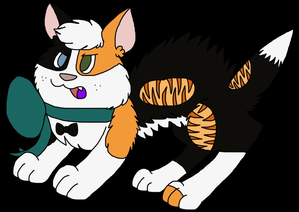 Angery Kitten