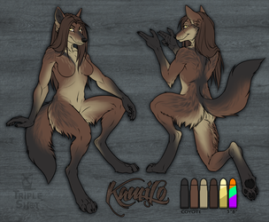 KamiLo Reference Sheet