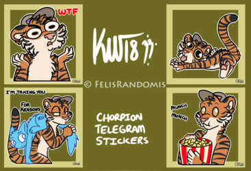 Chorpion Telegram Stickers 7