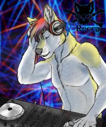MFF Poster; DJ Recca