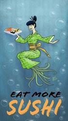 Eat More Sushi (2013)