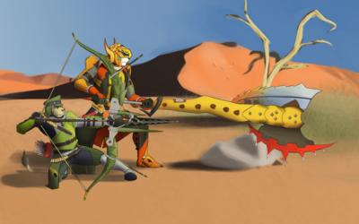 Desert Prowlers