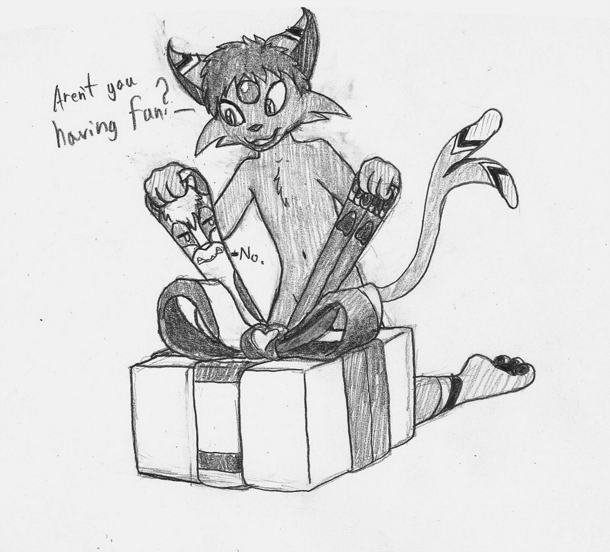 Most recent image: Donnyrpanda - Wrapping Your Own Gift