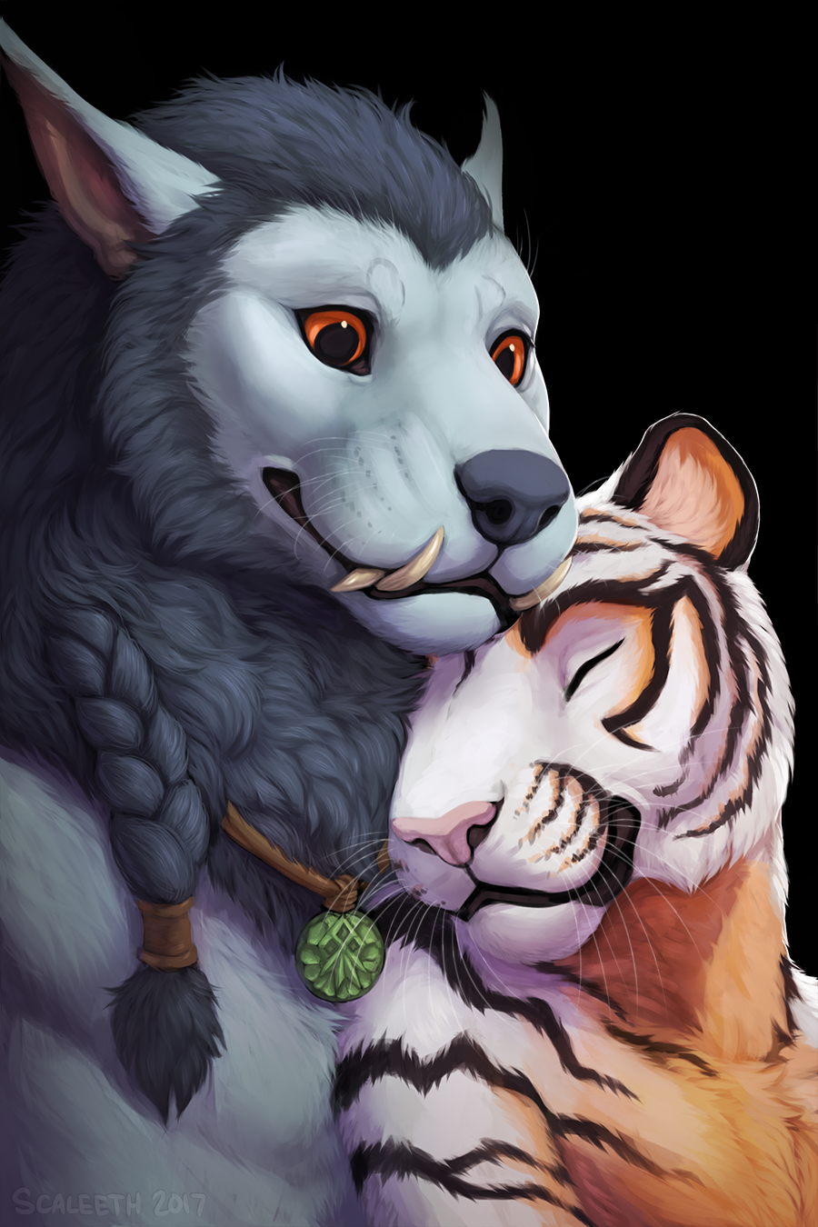 [Commission] Saren and Sin