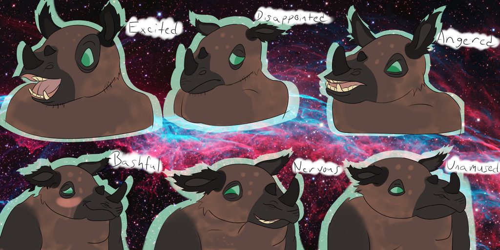 He has a lot of feelings about Space