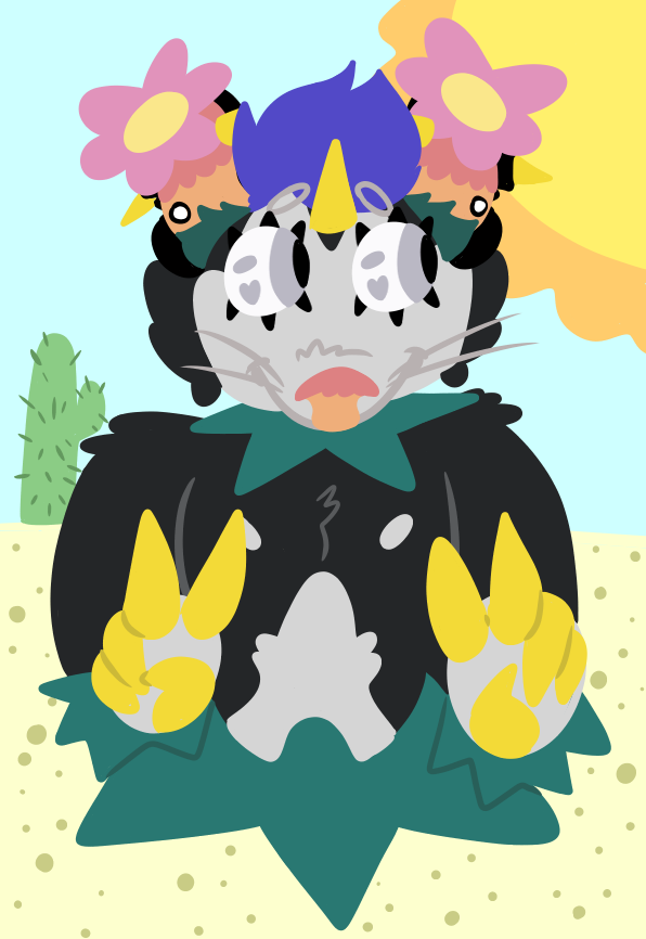 (COMM)(ARTSLAVE) Maractus Scuttle