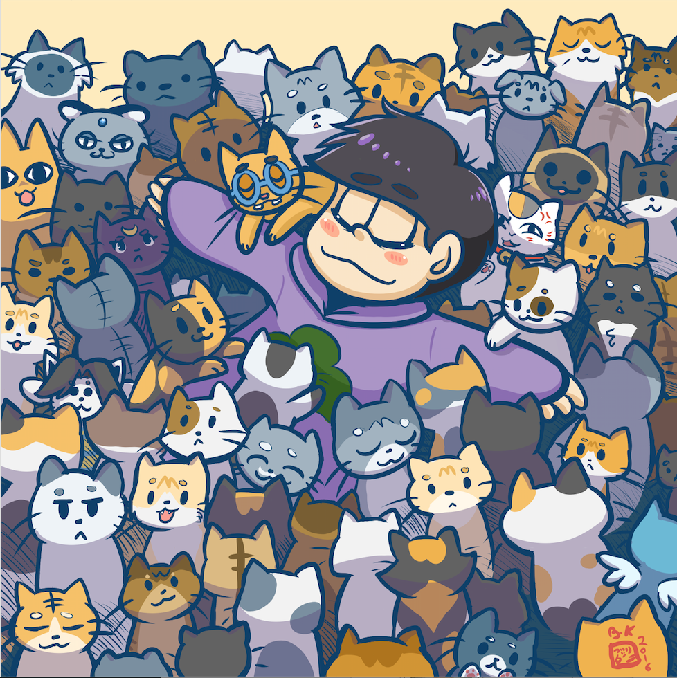 So Many Cats