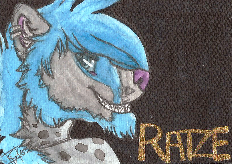 Badge for Ratze