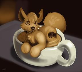 Espresso Fox