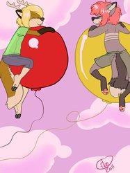 Floaty Balloons - Floe