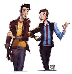 [com] Rhys and Tim