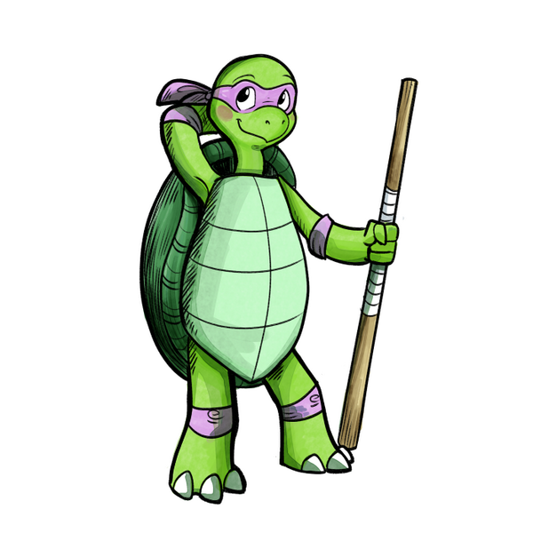not turtle enough for the turtle club