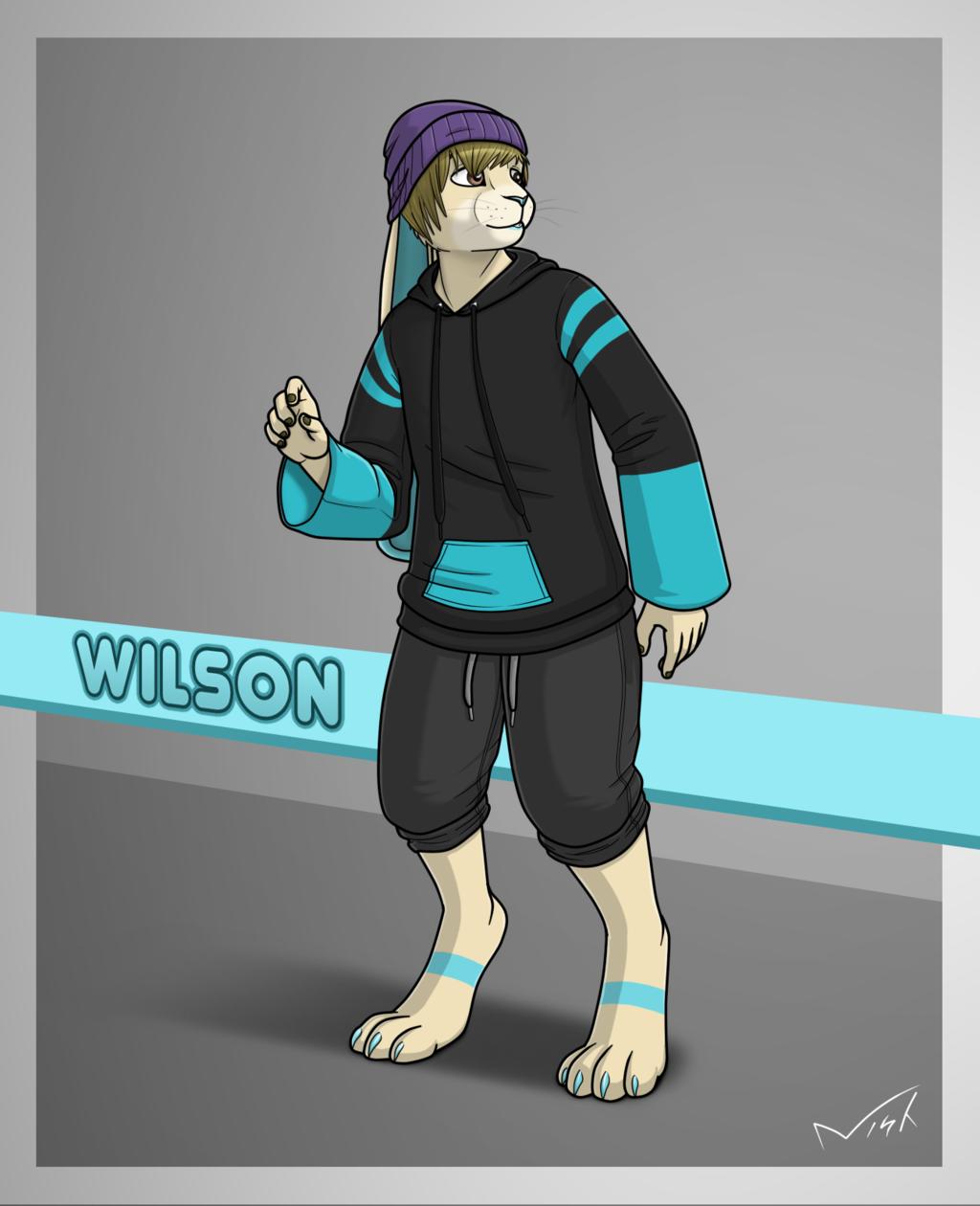 Most recent image: COM - Wilson Bunny