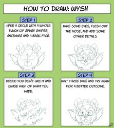 How to Draw: WYSH