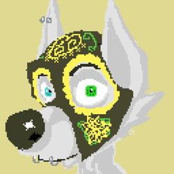 Pixel Art : Kiba