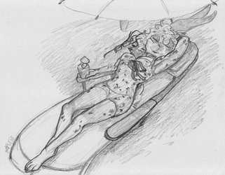 Bun In The Sun by Kaput