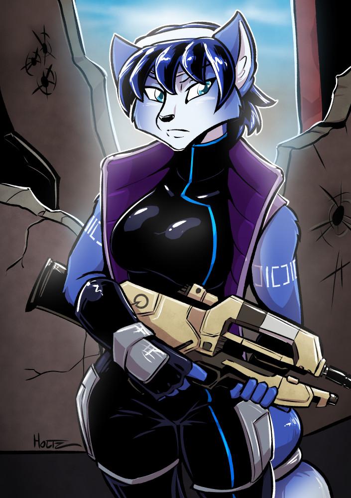 [C] Bounty-Hunter Krystal!