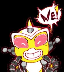 "Nova ""ME!"""
