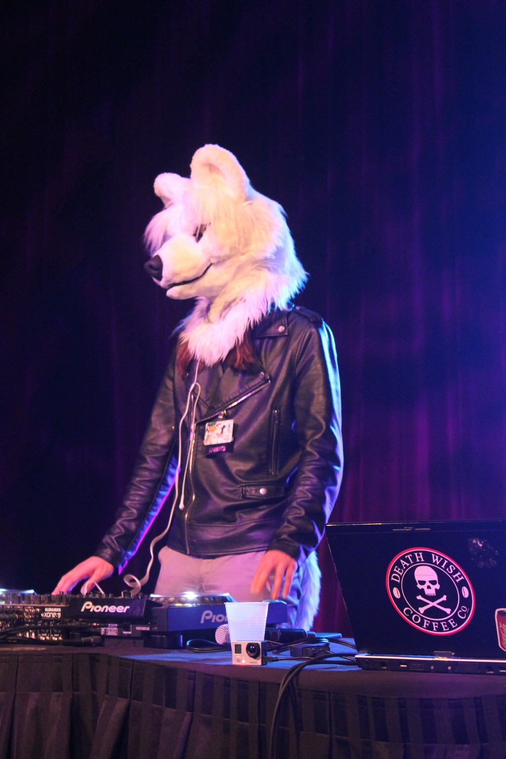 Texas Furry Fiesta 2016 - Sebris' DJ performance