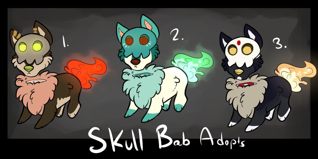 Skull Bab Adopts- OPEN