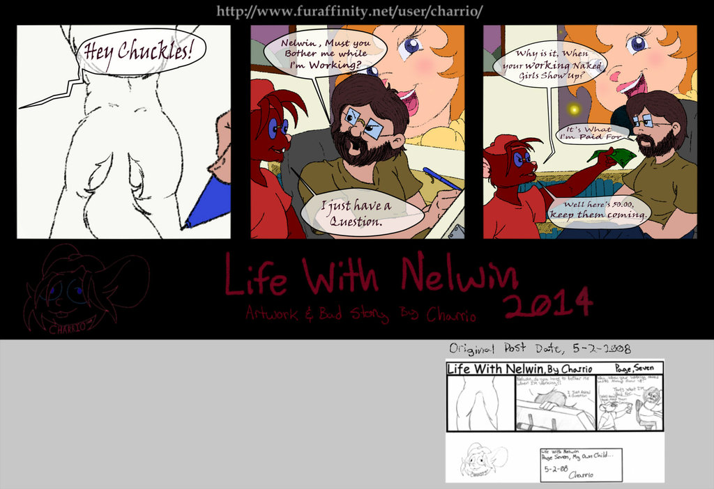 Featured image: Life With Nelwin Reboot 07