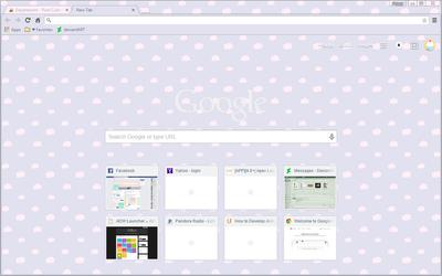 Daydreamer - Google Chrome Theme