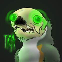 Ghostly Tica