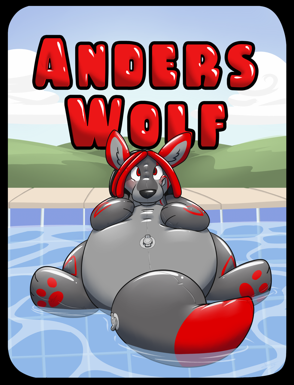 Anderswolf Squeak Badge