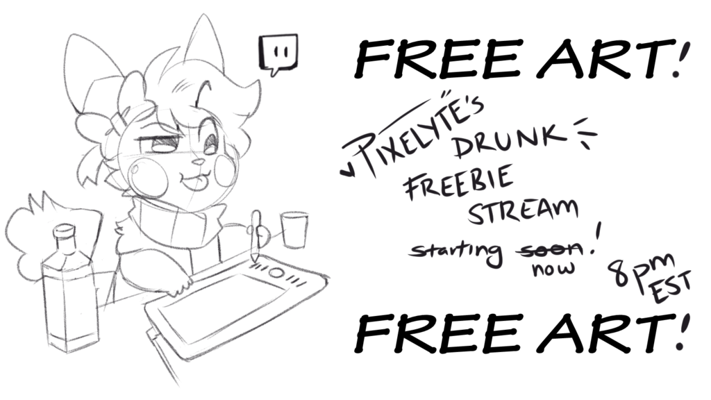 Most recent image: Streaming Now!