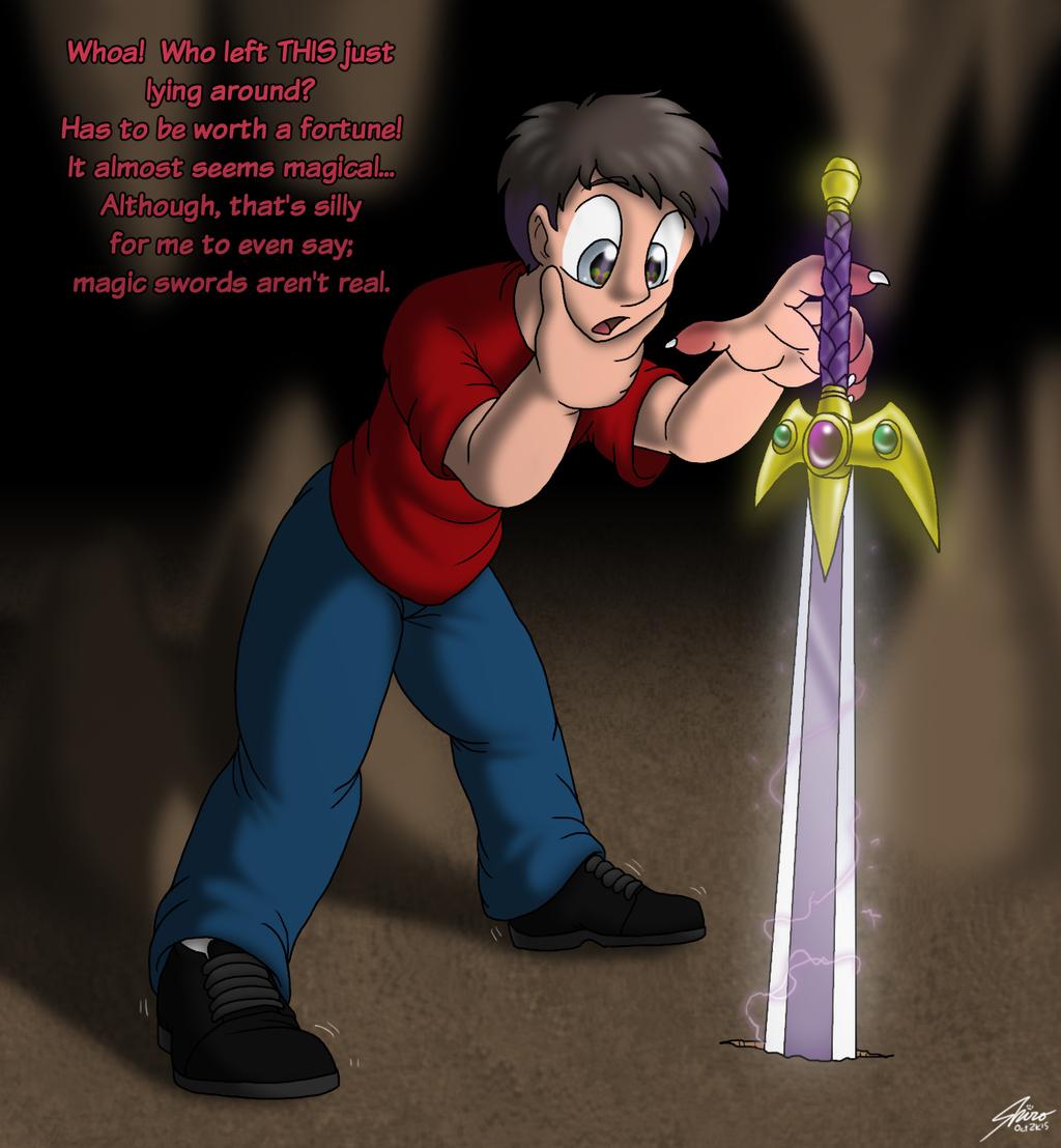Magic Sword pt 1 by CatmonkShiro