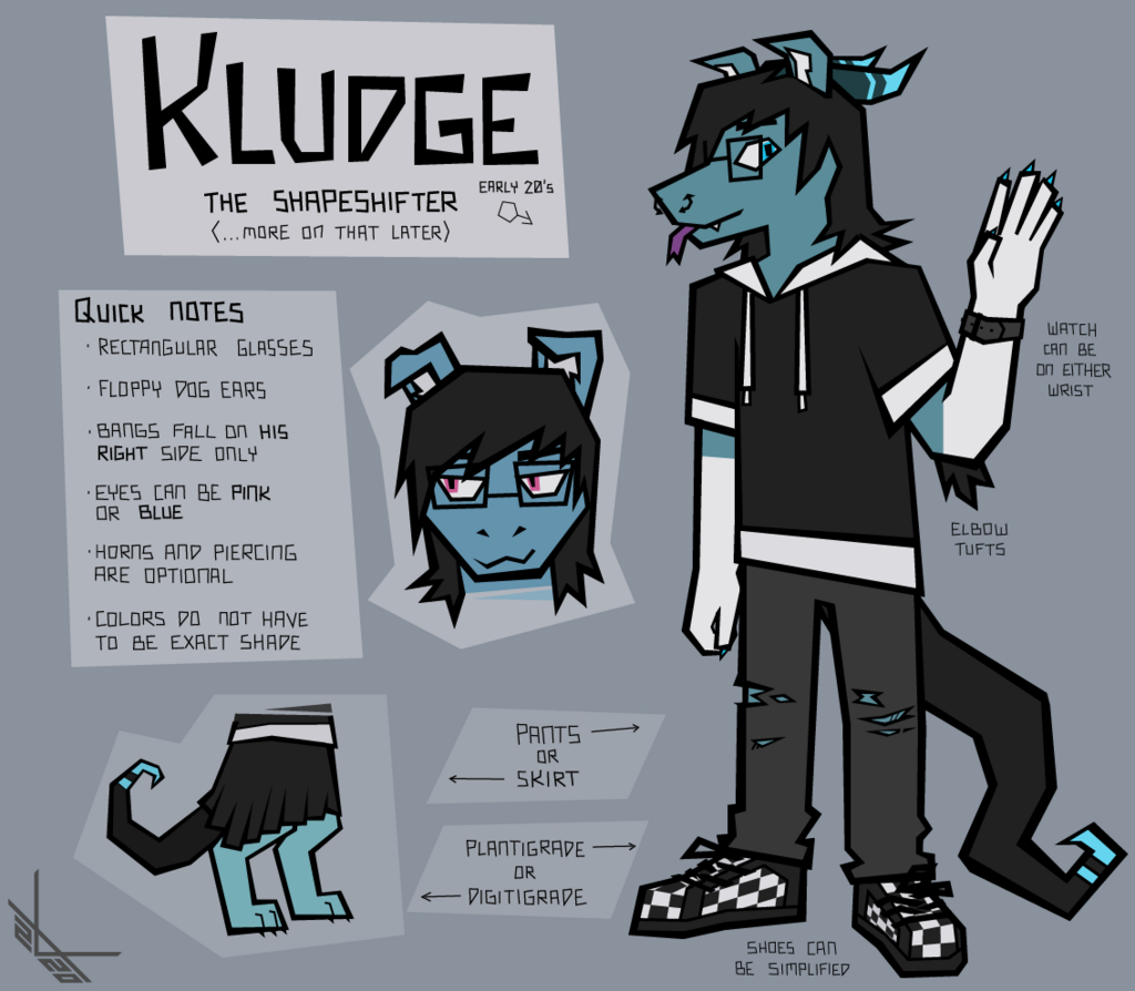 Kludge simple ref