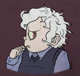 Percy Profile #2