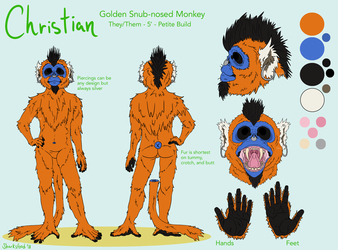 Christian the Monkey Reference