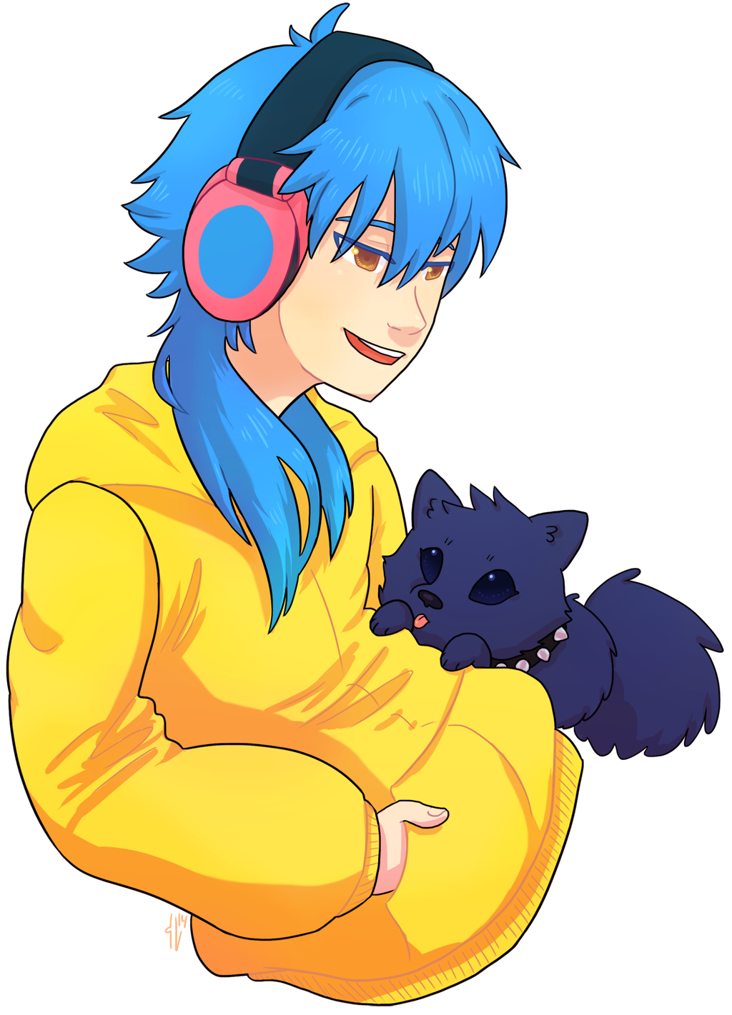 Featured image: Aoba and Ren