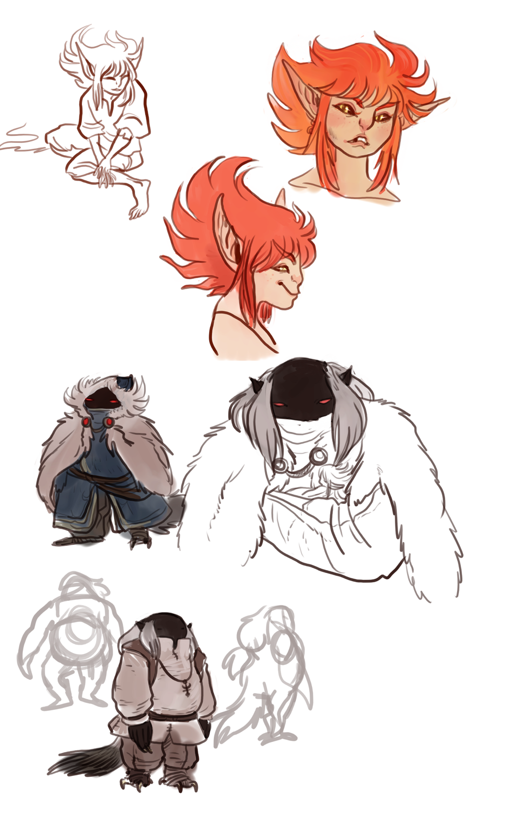 revisiting old characters AGAIN